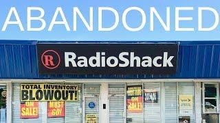 Abandoned - RadioShack