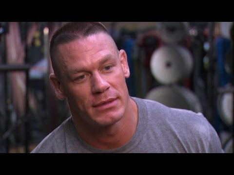 Take a look inside John Cena's Hard Nock's Gym