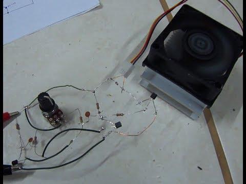 Botão de velocidade para ventilador
