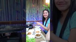 Korean Bamboo Restaurant ( UNLIMITED SAMGYUPSAL 문재인 삼겹살) Dau Mabalacat, Pampanga