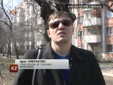 Kazakhstan. News 31 March 2012 / k+