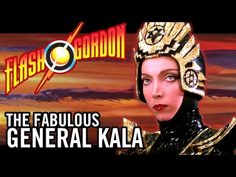 The fabulous General Kala - Flash Gordon