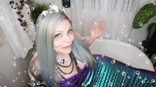 DIY Mermaid Hair, Corinne VS Hair