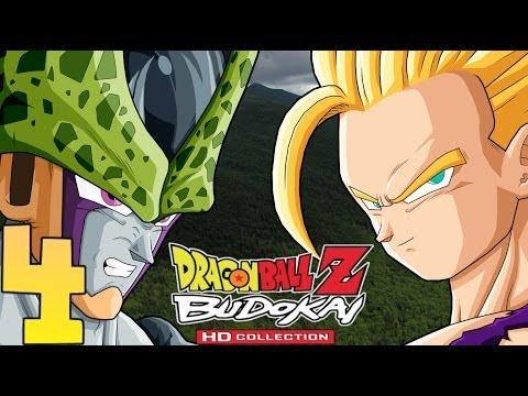 Dragon Ball Z Budokai 1 Hd Collection Part 4 - Gohan Vs Cell (final Battle) video