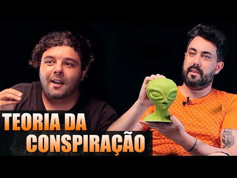 TEORIA DA CONSPIRAÇÃO - DÚVIDAS DUVIDOSAS Vídeos de zueiras e brincadeiras: zuera, video clips, brincadeiras, pegadinhas, lançamentos, vídeos, sustos