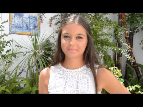 VIDEO PRESENTACION DAMA DE HONOR 2014 MARIA JOSE DELGADO