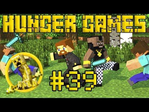 Minecraft Hunger Games #39 - Хитрый лучник