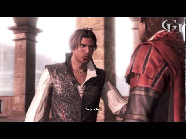 Assassin's Creed 2 PL   Historia   Growy Film Polskie Napisy