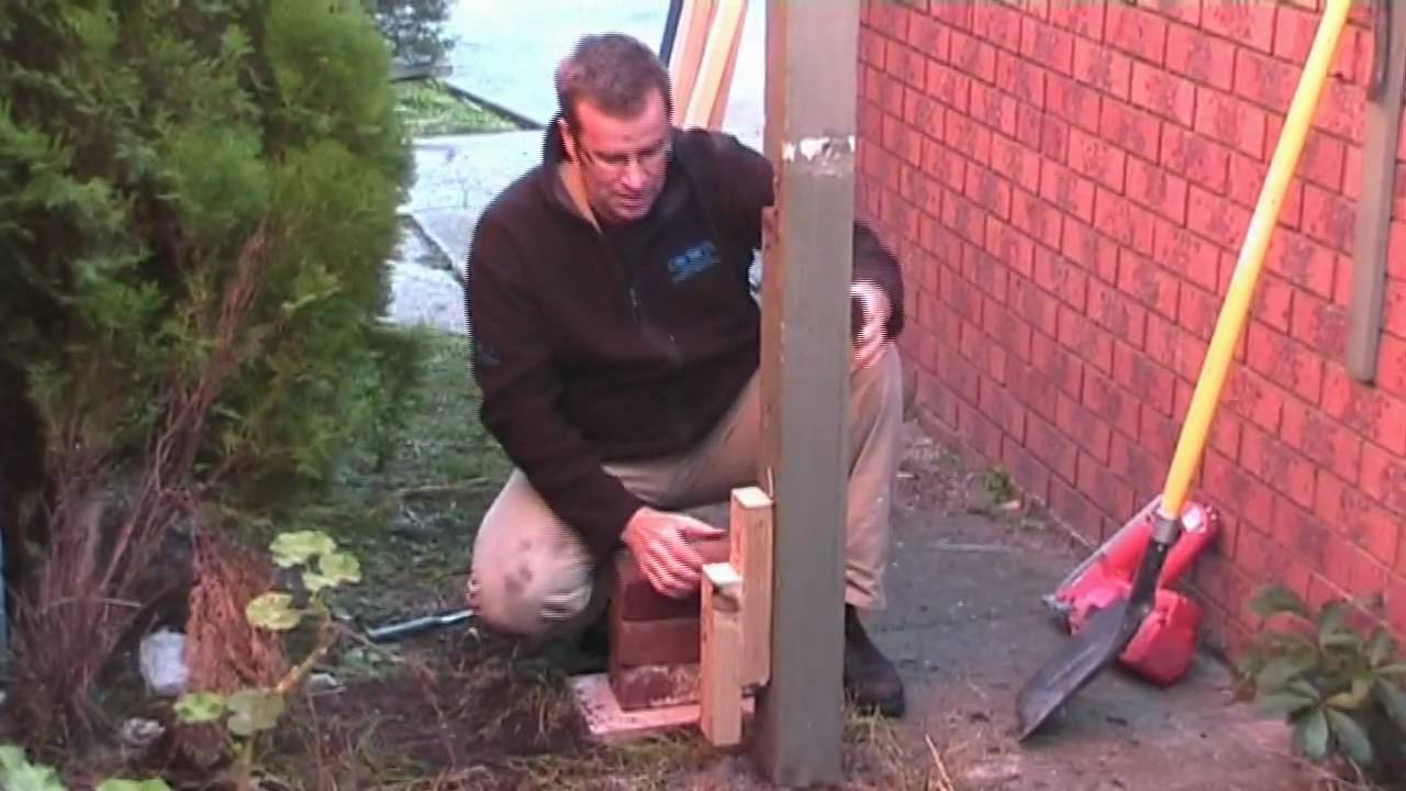 How To Remove A Fence Post How To Pull Out A Fence Post