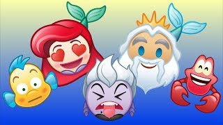 The Little Mermaid As Told By Emoji | Disney