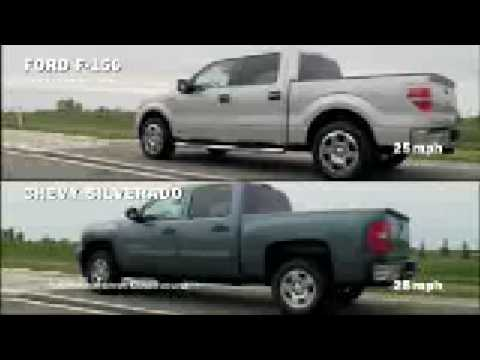 2009 Truck Durability Test FORD CHEVY DODGE TOYOTA By Ford Motor Company