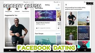 FaceBook Dating - Secret Crush
