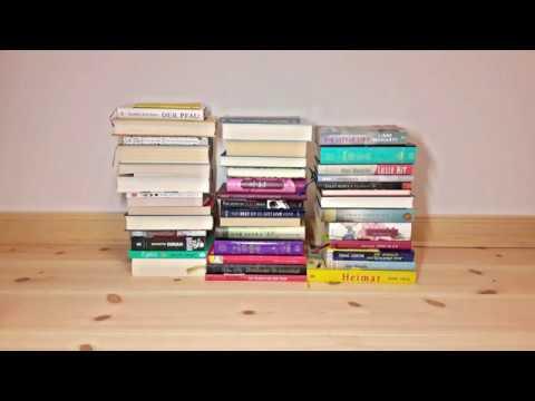 Ein Zahlenrätsel...   2018 in Büchern