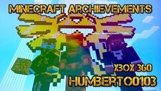 How to Unlock all Minecraft Archievements on Xbox360