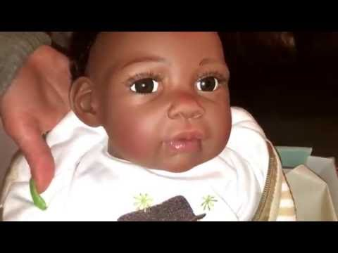 PARADISE GALLERIES BABY KIONE UNBOXING & REVIEW-HER ARMS AND LEGS TURN COMPLETELY