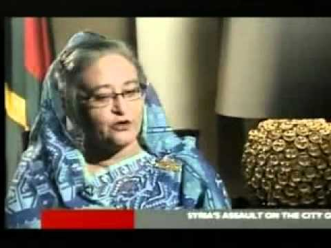 Bangladesh PM Sheikh Hasina  talk with BBC Hardtalk