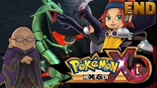 WE END THIS HERE AND NOW! Pokemon XG: Next Gen ROM HACK Gameplay Walkthrough w/ Sacred - FINALE