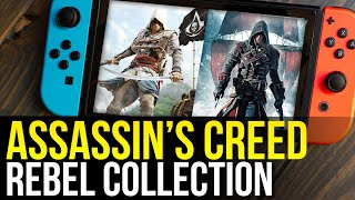 Assassin's Creed: The Rebel Collection, Recensione