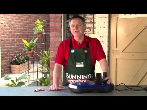 How To Install A Garage Door Opener - D.I.Y. At Bunnings