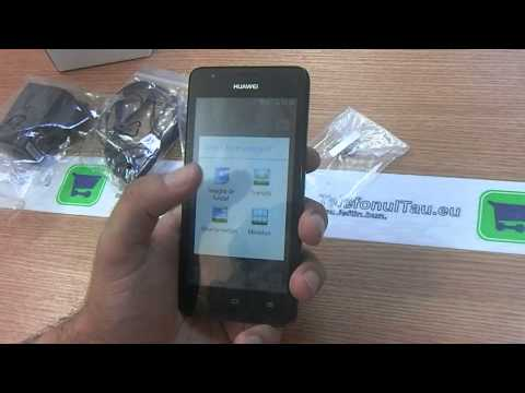 Huawei Ascend G510 U8951 Review HD ( in ROmana ) - www.TelefonulTau.eu -