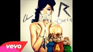 Rihanna   Pourt It Up Funny Version)