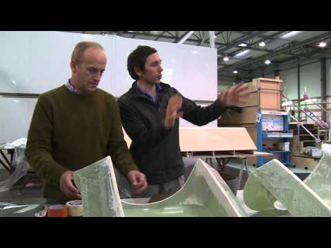 Volvo Ocean Race - Building the Future Part 6