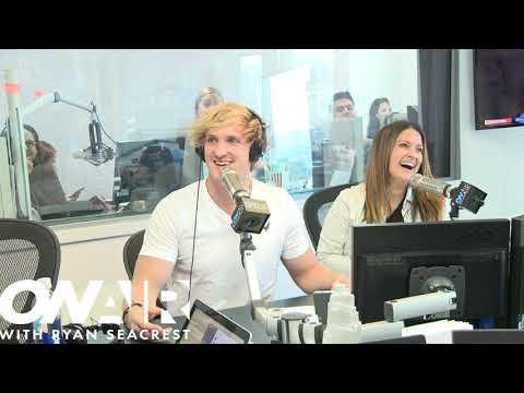 download lagu Logan Paul Interview  On Air  Ryan Seacrest gratis