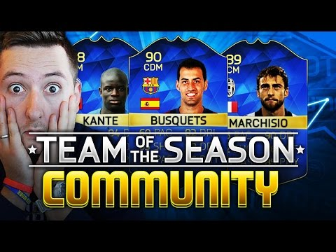 Fifa 16 | COMMUNITY TOTS PACK OPENING [1#]