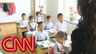 CNN's exclusive look inside North Korea's schoo...