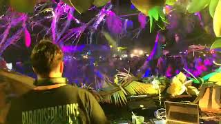 Richy Ahmed plays 'Music Is The Answer' MONTEL Remix @ Elrow, Balaton Sound July 2018
