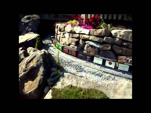 Garden Railroading in Lancaster County, Pennsylvania