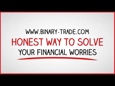 Making money with binary options trading