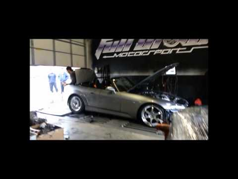 Neema's Honda S2000 at Full Blown Motorsports 923 hp 735 ft/lbs