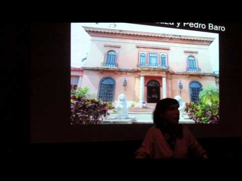 Sharon Koskoff - Art Deco Society of the Palm Beaches - Talk on Habana Deco 2013! Pat II