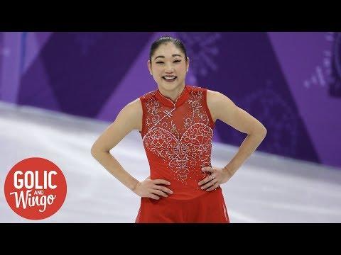 Cover Lagu Foudy reports on Mirai Nagasu's historic triple axel at Winter Olympics | Golic and Wingo | ESPN