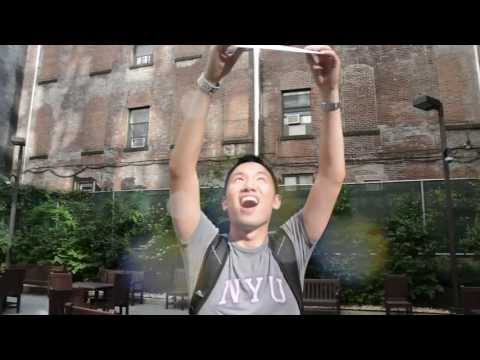 How many other people have been admitted to NYU's PreCollege program this summer?