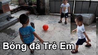 Bé Đá Bóng Football Kids Gold Sea Đá Bóng Đi Mua Bóng Đá