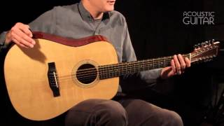 Eastman E6D-12 Guitar Review from Acoustic Guitar