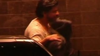 Shahrukh Khan meets Salman Khan before  Hit & Run case VERDICT | EXCLUSIVE VIDEO