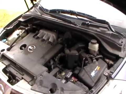 P0345 Camshaft Position Sensor A Circuit Bank 2 Nissan Murano