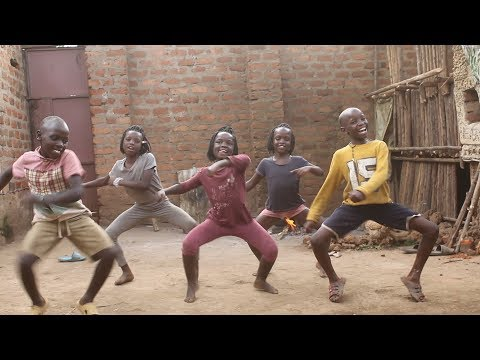 Freestyle #ROSALINACHALLENGE By Masaka Kids Uganda (Rate their dance out of 10) @masakakidsafricana thumbnail