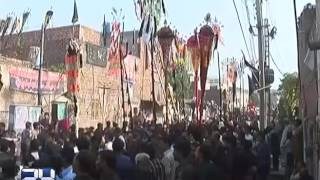 6 Muharram Jaloos in Multan