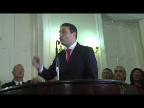 2 Renan Filho assume governo prometendo uma nova Alagoas