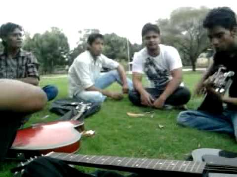 Tere darshan bade jaruri....mp4 by nikhil singh.