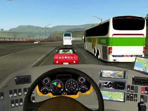 18 WOS HAULIN bus trip with Busscar JumBus 400 part3