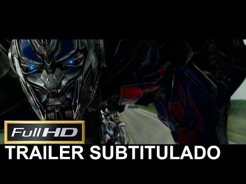 Transformers 4: La Era de la Extinción Trailer Subtitulado