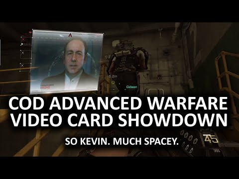Call of Duty: Advanced Warfare Video Card Showdown & Benchmarking Procedure