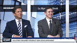 Ténors du Droit : Ogletree Deakins poursuit son développement avec l'arrivée de Stéphane Bloch