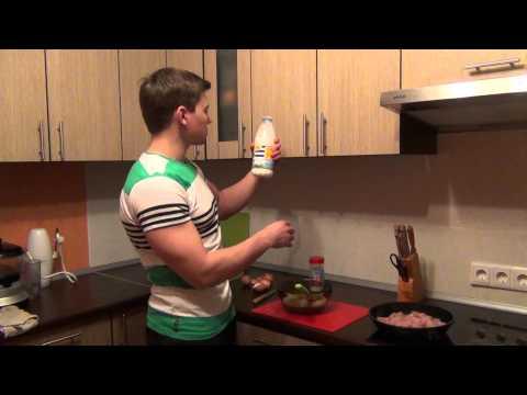 Как приготовить курицу (вкусно и легко!). Видео с кухни.