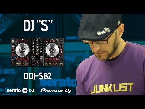 Pioneer DDJ SB2 Serato DJ performed by DJ S at DJmarket.gr